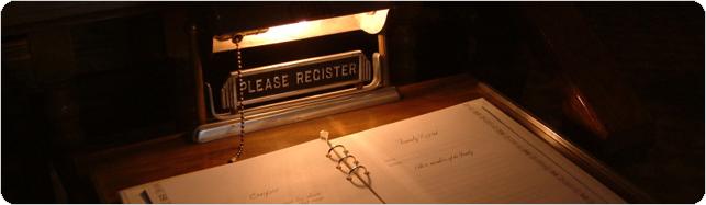 register with QDOS